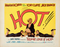 Movie Posters:Comedy, Some Like It Hot (United Artists, 1959). Rolled, Very Fine...