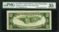 Fr. 2006-C $10 1934A Federal Reserve Note. PMG Choice Very Fine 35