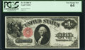 Large Size:Legal Tender Notes, Fr. 35 $1 1880 Legal Tender PCGS Very Choice New 64.. ...