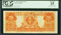 Error Notes:Large Size Errors, Fr. 1187 $20 1922 Gold Certificate PCGS Very Fine 25.. ...