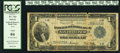 Fr. 743 $1 1918 Federal Reserve Bank Note PCGS Good 04
