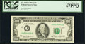Fr. 2169-J $100 1981 Federal Reserve Note. PCGS Superb Gem New 67PPQ