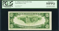 Error Notes:Inverted Reverses, Fr. 2005-B $10 1934 Mule Federal Reserve Note. PCGS About New 50PPQ.. ...