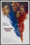 "Movie Posters:Sports, American Flyers (Warner Brothers, 1985). One Sheet (27"" X 41""). Sports Drama. Starring Kevin Costner, David Marshall Grant, ..."