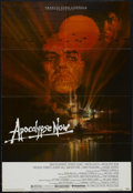 "Movie Posters:War, Apocalypse Now (United Artists, 1979). One Sheet (27"" X 41""). War.Directed by Francis Ford Coppola. Starring Marlon Brando,..."
