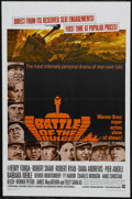 "Movie Posters:War, Battle of the Bulge (Warner Brothers, 1966). One Sheet (27"" X 41"").War. Starring Henry Fonda, Robert Shaw, Charles Bronson,..."