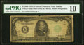 Fr. 2211-K $1,000 1934 Federal Reserve Note. PMG Very Good 10