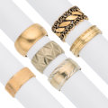 Estate Jewelry:Rings, Diamond, Gold Rings. ... (Total: 6 Items)