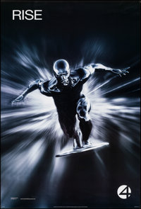 Fantastic Four: Rise of the Silver Surfer & Other Lot (20th Century Fox, 2007). Rolled, Very Fine. One Sheets (2) (2...