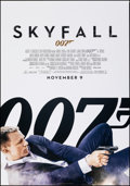 "Movie Posters:James Bond, Skyfall (MGM, 2012). Rolled, Very Fine/Near Mint. One Sheet (27"" X 40"") SS, Advance. James Bond.. ..."