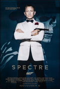 "Movie Posters:James Bond, Spectre (Columbia, 2015). Rolled, Very Fine/Near Mint. One Sheet (27"" X 40"") SS, Advance. James Bond.. ..."