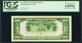 Fr. 2054-G $20 1934 Light Green Seal Federal Reserve Note. PCGS Very Choice New 64PPQ