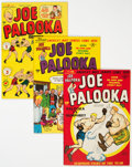 Golden Age (1938-1955):Humor, Joe Palooka Comics Group of 7 (Harvey, 1948-51) Condition: Average NM-.... (Total: 7 )