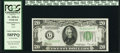 Error Notes:Inverted Reverses, Fr. 2056-G $20 1934B Federal Reserve Note. PCGS Choice About New 58PPQ.. ...