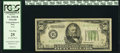 Fr. 2102-B $50 1934 Federal Reserve Note. PCGS Very Fine 25