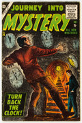 Silver Age (1956-1969):Horror, Journey Into Mystery #35 (Marvel, 1956) Condition: VG....