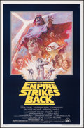"""Movie Posters:Science Fiction, The Empire Strikes Back (20th Century Fox, R-1981). Rolled, Very Fine. One Sheet (27"""" X 41""""). Science Fiction.. ..."""