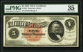 Fr. 261 $5 1886 Silver Certificate PMG Choice Very Fine 35