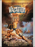"Movie Posters:Comedy, National Lampoon's Vacation (Warner Bros., 1983). Rolled, Very Fine/Near Mint. Poster (30"" X 40""). Boris Vallejo Artwork. Co..."