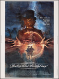 """Movie Posters:Horror, Something Wicked This Way Comes (Buena Vista, 1983). Rolled, Very Fine/Near Mint. Poster (30"""" X 40"""") David Grove Artwork. Ho..."""