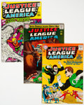 Silver Age (1956-1969):Superhero, Justice League of America Group of 5 (DC, 1964-71).