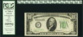 Fr. 2005-F $10 1934 Mule Federal Reserve Note. PCGS Very Fine 35PPQ