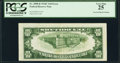 Error Notes:Inverted Reverses, Fr. 2008-B $10 1934C Federal Reserve Note. PCGS Very Fine 25.. ...