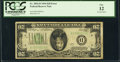 Fr. 2054-D $20 1934 Federal Reserve Note. PCGS Fine 12