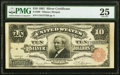 Large Size:Silver Certificates, Fr. 299 $10 1891 Silver Certificate PMG Very Fine 25.