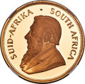 South Africa, South Africa: Republic gold Proof Krugerrand (1 oz) 1986 PR70 Ultra Cameo NGC,...