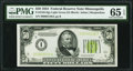 Small Size:Federal Reserve Notes, Fr. 2102-I $50 1934 Light Green Seal Federal Reserve Note. PMG Gem Uncirculated 65 EPQ.. ...