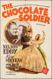 """The Chocolate Soldier (MGM, 1941). Folded, Fine/Very Fine. One Sheet (27"""" X 41"""") Style D. Musical"""