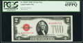 Fr. 1504* $2 1928C Legal Tender Note. PCGS Extremely Fine 45PPQ