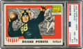 Football Cards:Singles (1950-1959), 1955 Topps Duane Purvis #51 PSA NM-MT+ 8.5....