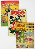 Golden Age (1938-1955):Humor, Pogo Possum-Related Group of 23 (Dell, 1940s-60s).... (Total: 23 Comic Books)