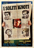 Movie Posters:Foreign, Big Deal on Madonna Street (Lux Film, 1958). Folded, Fine/...
