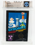 Video Games:Nintendo, Gyromite [Hangtab, No Codes, Mid-Production] Wata 6.0 CIB NES Nintendo 1985 USA....