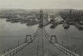 Photographs, Peter Stackpole (American, 1913-1997). Construction of the San Francisco - Oakland Bay Bridge, 1936. Gelatin silver, pri...