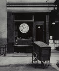 Photographs, Berenice Abbott (American, 1898-1991). Christopher Street Repair Shop, New York, 1948. Gelatin silver, 1979. 18-3/8 x 15...
