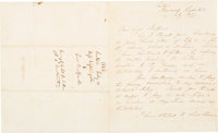 Florence Nightingale Autograph Letter Signed