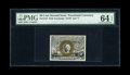 Fractional Currency:Second Issue, Fr. 1318 50c Second Issue PMG Choice Uncirculated 64 EPQ....