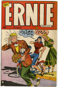 Golden Age (1938-1955):Humor, Ernie #nn Windy City pedigree (Current Books, 1948) Condition: VF-....