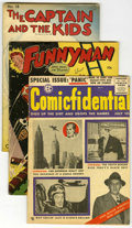 Golden Age (1938-1955):Humor, Humor Golden/Silver Age (Various, 1946-65) Condition: Average VG.... (Total: 17 Comic Books)