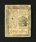Colonial Notes:Pennsylvania, Pennsylvania April 25, 1776 6d About New....