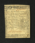 Colonial Notes:Pennsylvania, Pennsylvania April 10, 1777 6d Choice About New....