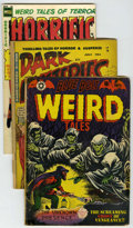 Silver Age (1956-1969):Horror, Horror Group (Miscellaneous Publishers, 1952-74) Condition: AverageFN.... (Total: 12 Comic Books)