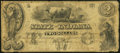 Obsoletes By State:Indiana, Mount Vernon, IN- E.R. & L. James' Exchange and Banking Office $2 circa 1858 Wolka 541-2 Very Good.. ...