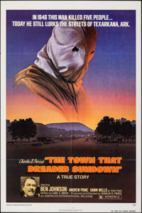 The Town That Dreaded Sundown & Other Lot (American International, 1977). Folded, Very Fine-. One Sheets (4) (27&quo...