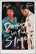 "Movie Posters:Rock and Roll, Dancing in the Street (Music Motions, 1985). Folded, Very Fine-. One Sheet (27"" X 41"") SS. Rock and Roll.. ..."