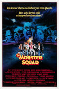 """Movie Posters:Horror, The Monster Squad (Tri-Star, 1987). Rolled, Very Fine. One Sheet (27"""" X 41"""") SS, Craig Nelson Artwork. Horror.. ..."""